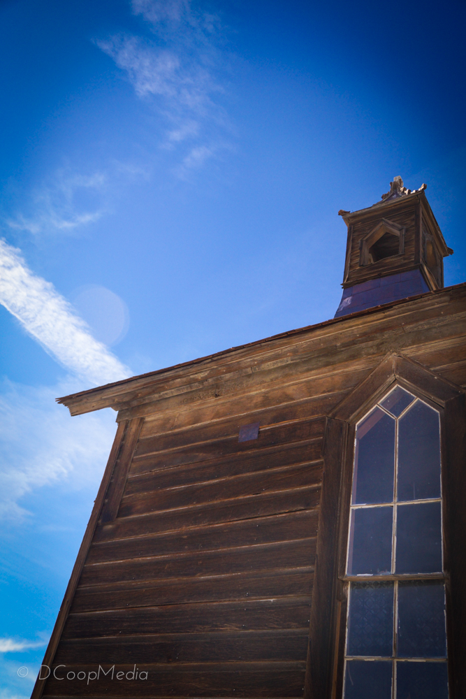 Methodist Church - Bodie, CA. DCoopMedia