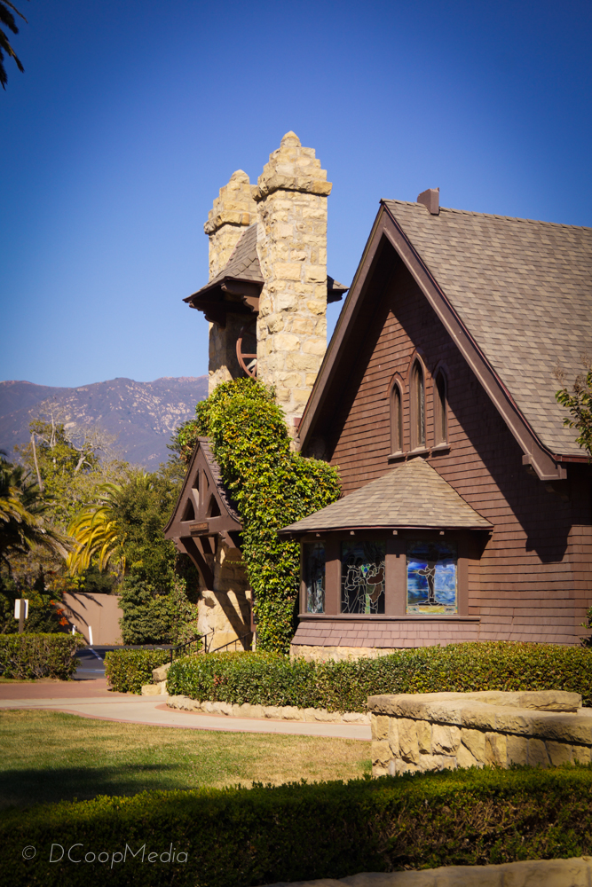 All Saints Episcopal - Montecito, CA. DCoopMedia