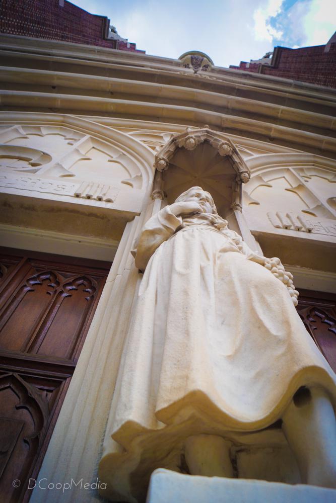 Holy Name of Jesus Catholic Church at Tulane University - New Orleans, LA. DCoopMedia
