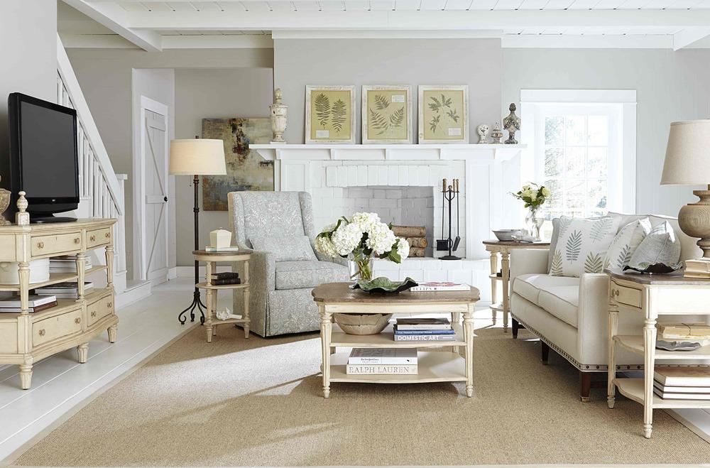 European Cottage, Courtesy Stanley Furniture