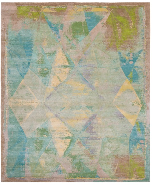 Angles 3 by Jan Kath Carpet Design | Photo courtesy Jan Kath Carpet Design