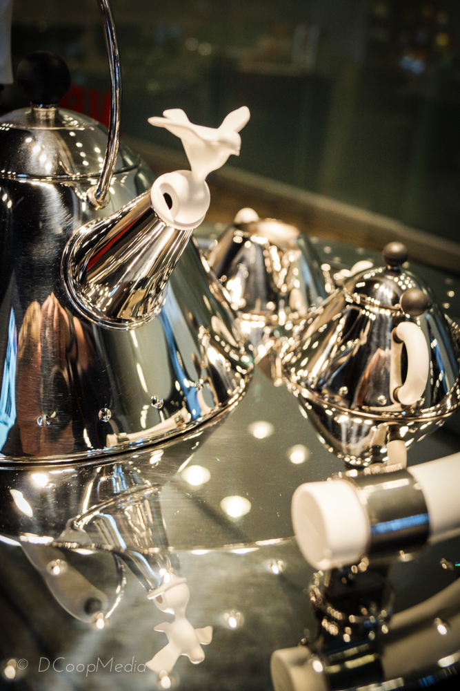 Kettle with Bird Whistle by Michael Graves for Alessi © dcoopmedia, llc