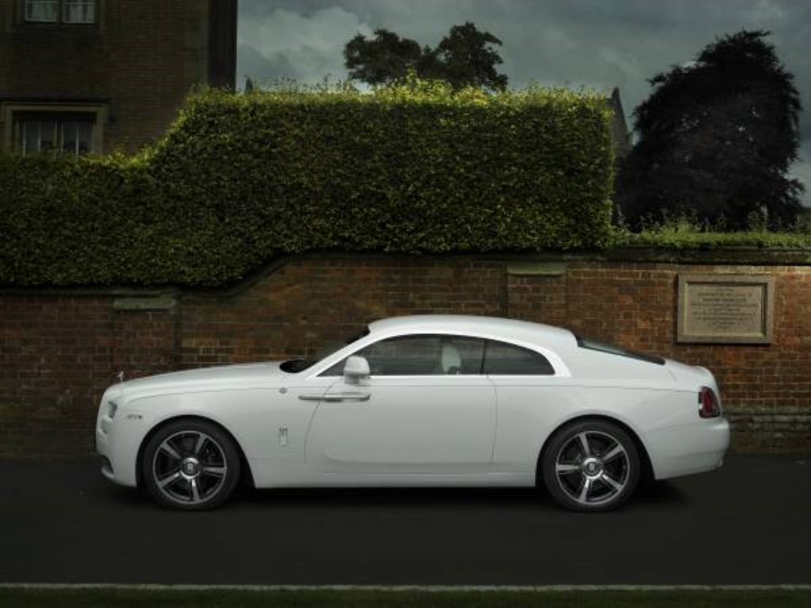 Wraith - History of Rugby // © Rolls-Royce Motor Cars