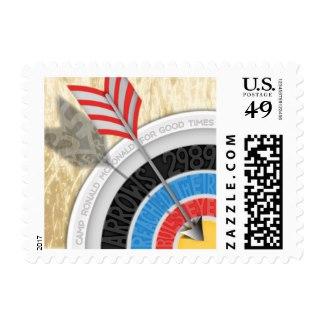 35th anniversary - bullseye