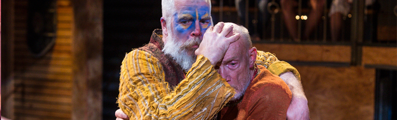 KING LEAR, NEW SWAN SHAKESPEARE FESTIVAL