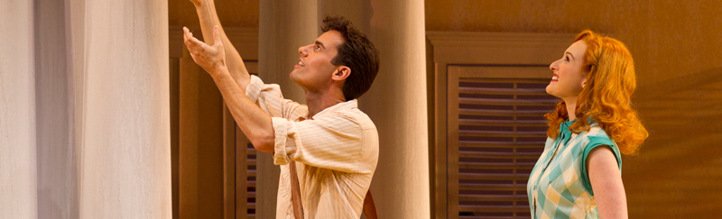 A LIGHT IN THE PIAZZA, SOUTH COAST REPERTORY