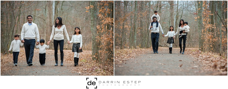 NJ Family Portraits - Great Swamp