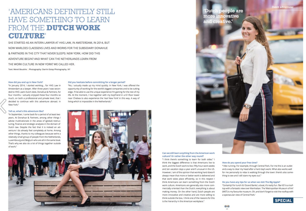 World Trade Center Netherlands Alliance Magazine #6 - Full Article