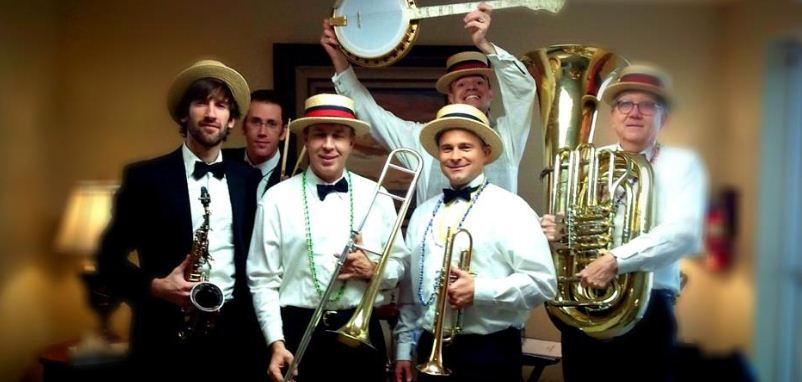 Hire A Jazz Band For Wedding Events Company Parties