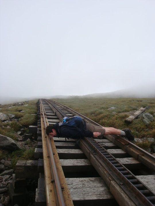 Train Planking