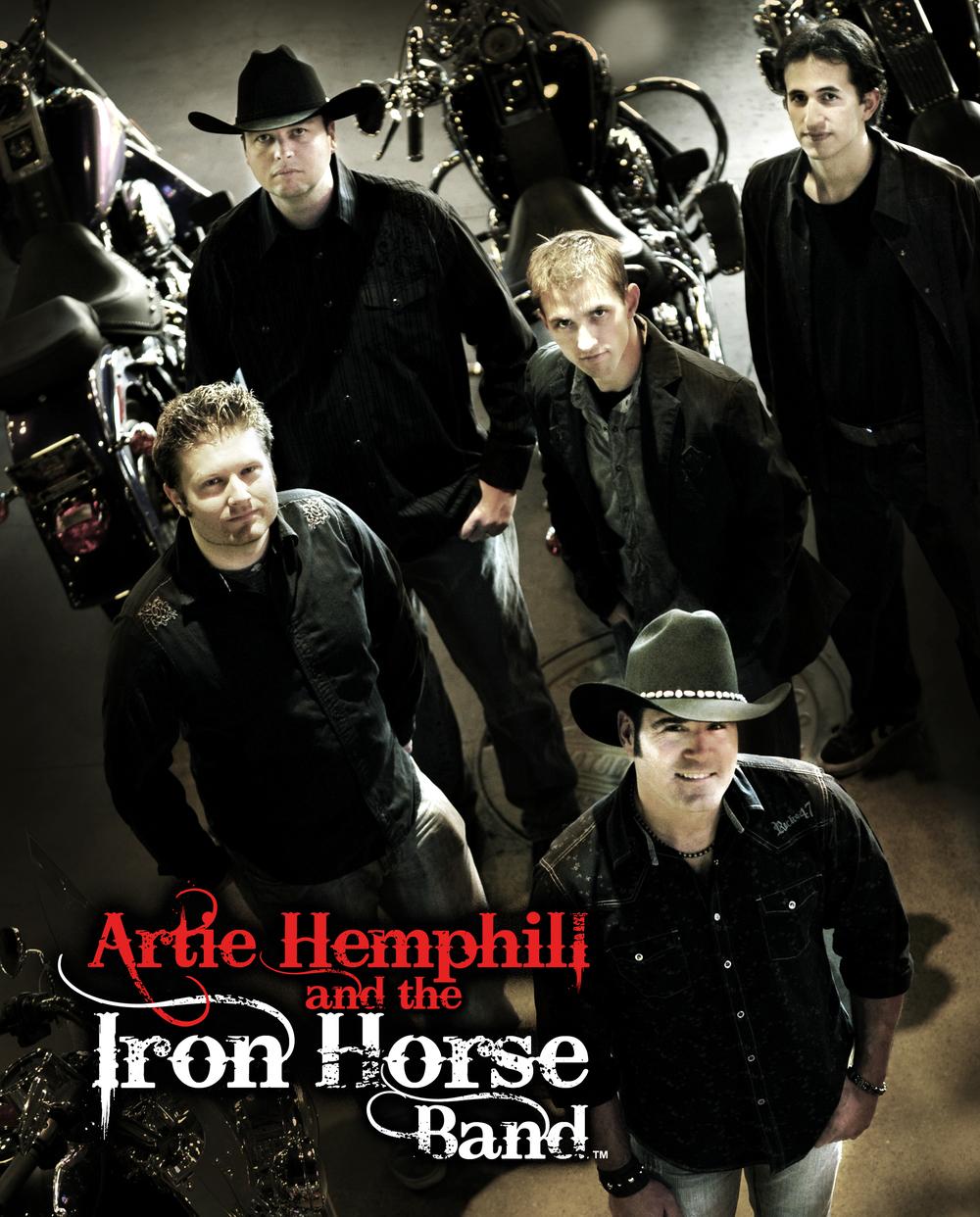 Artie Hemphill Iron Horse Band.jpg