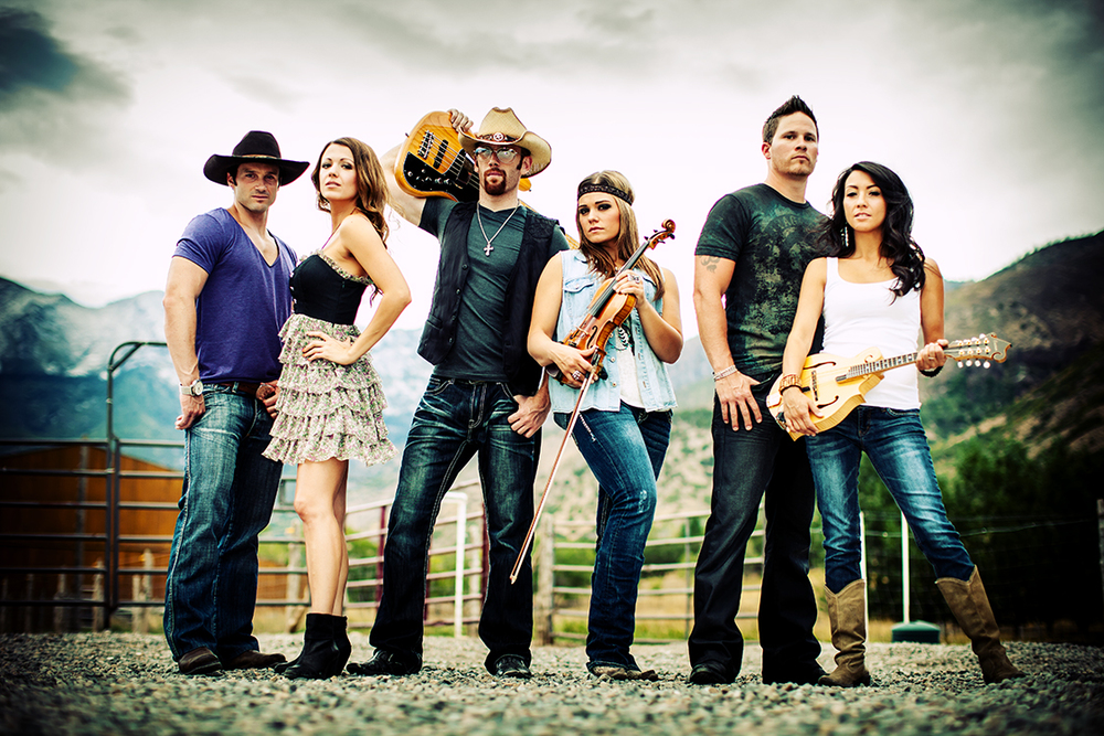"Drive is a high energy ""line dance band"".  They travel the country playing your favorite country cross-over hits while teaching your guests the latest line dances"