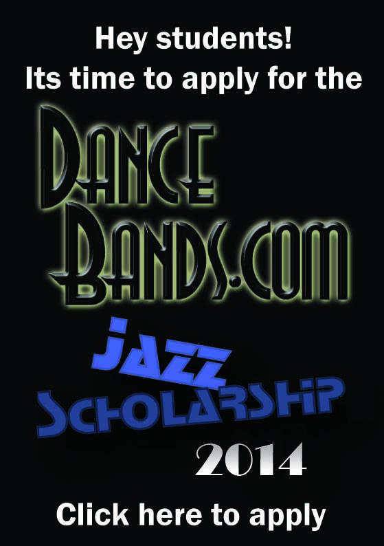 Dance Bands Jazz Scholarship 2014