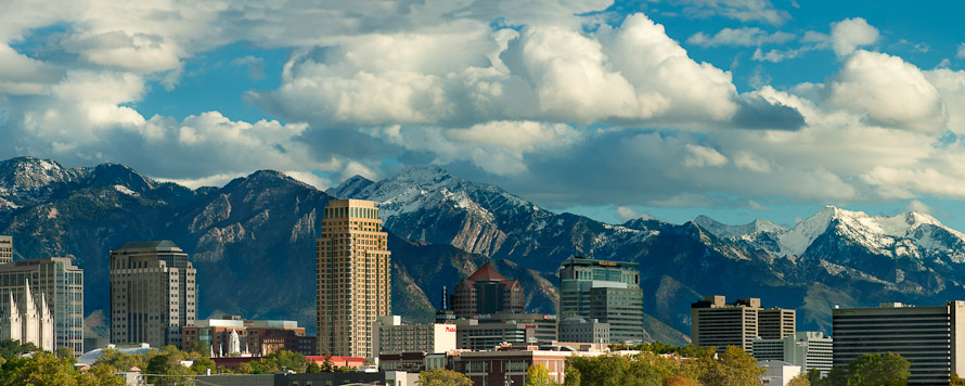 The Wasatch Front