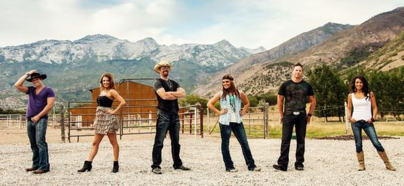 Drive: Country Music Band with Dance Instruction
