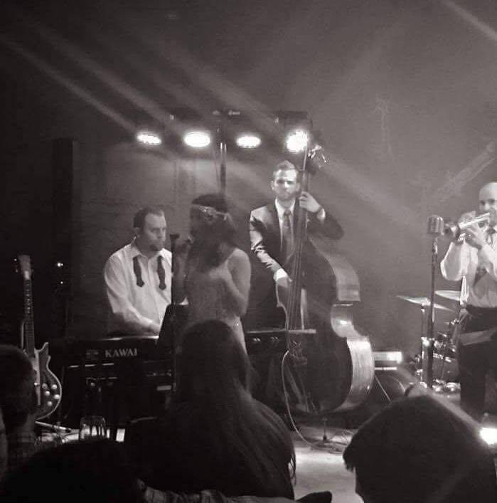 Jazz band in utah