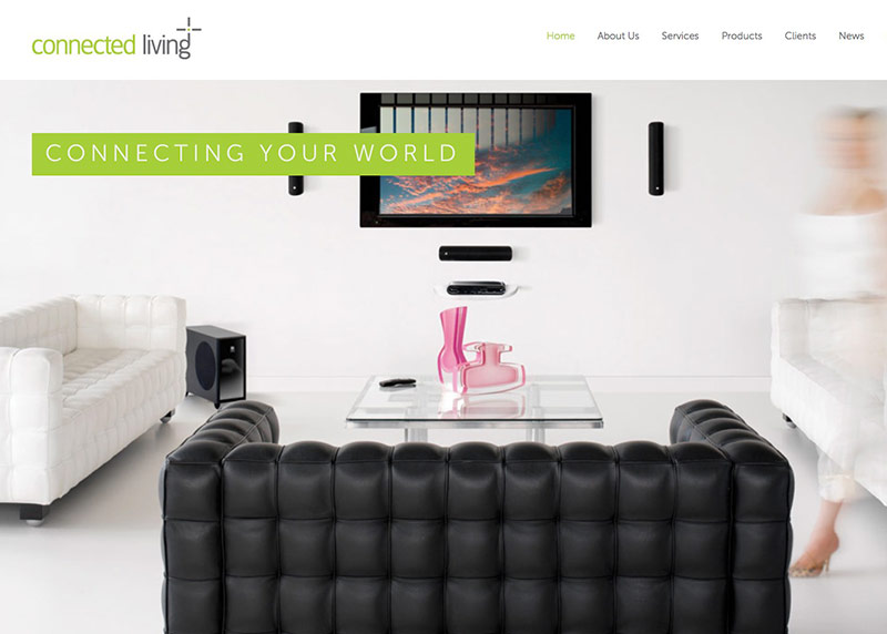 CONNECTED LIVING -