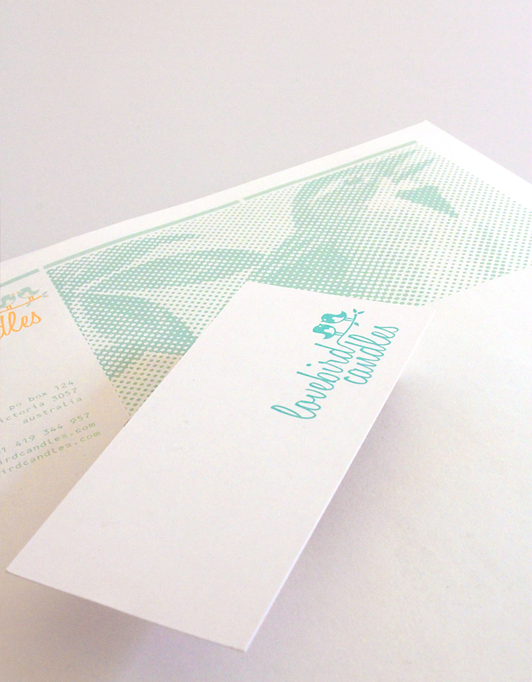 Lovebirds Branding and Packaging
