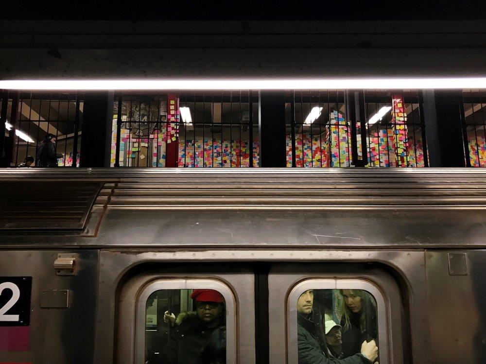Subway Therapy, Union Square
