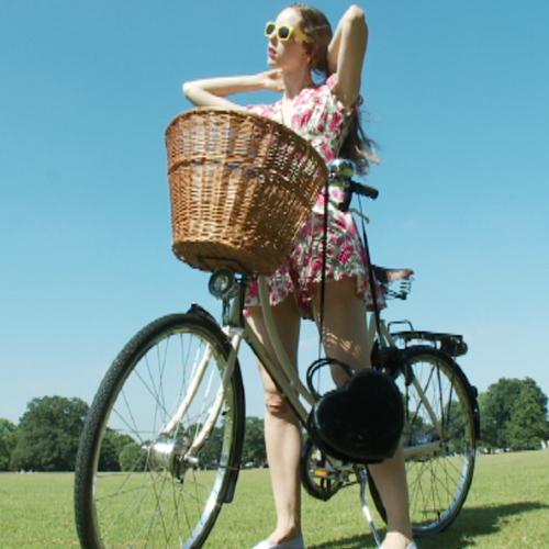 Topshop  'Ride, Ride, Ride'