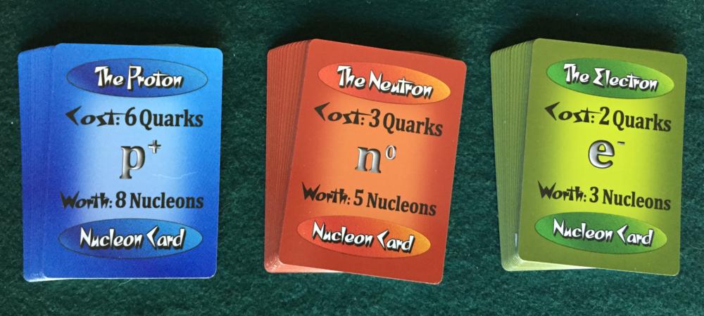 Protons, Neutrons, & Electrons!