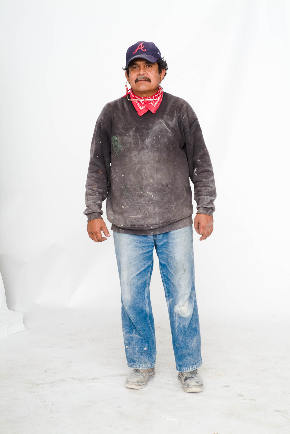 Fiberglass Worker #3