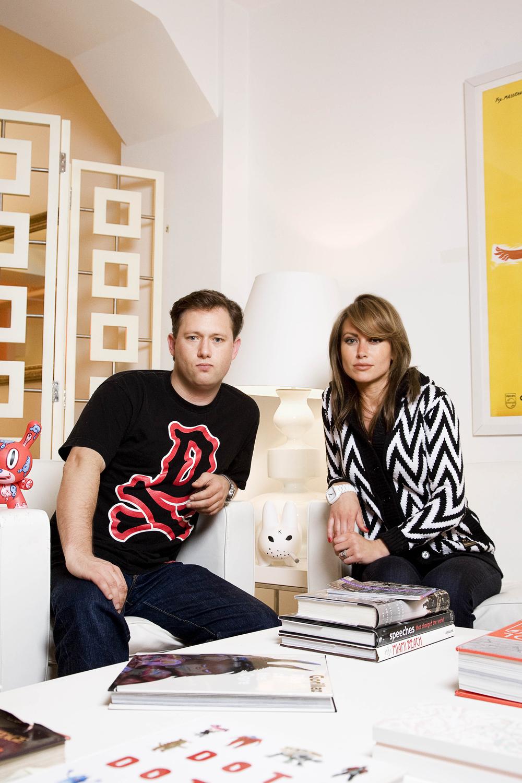 Greg & Dina Selkoe
