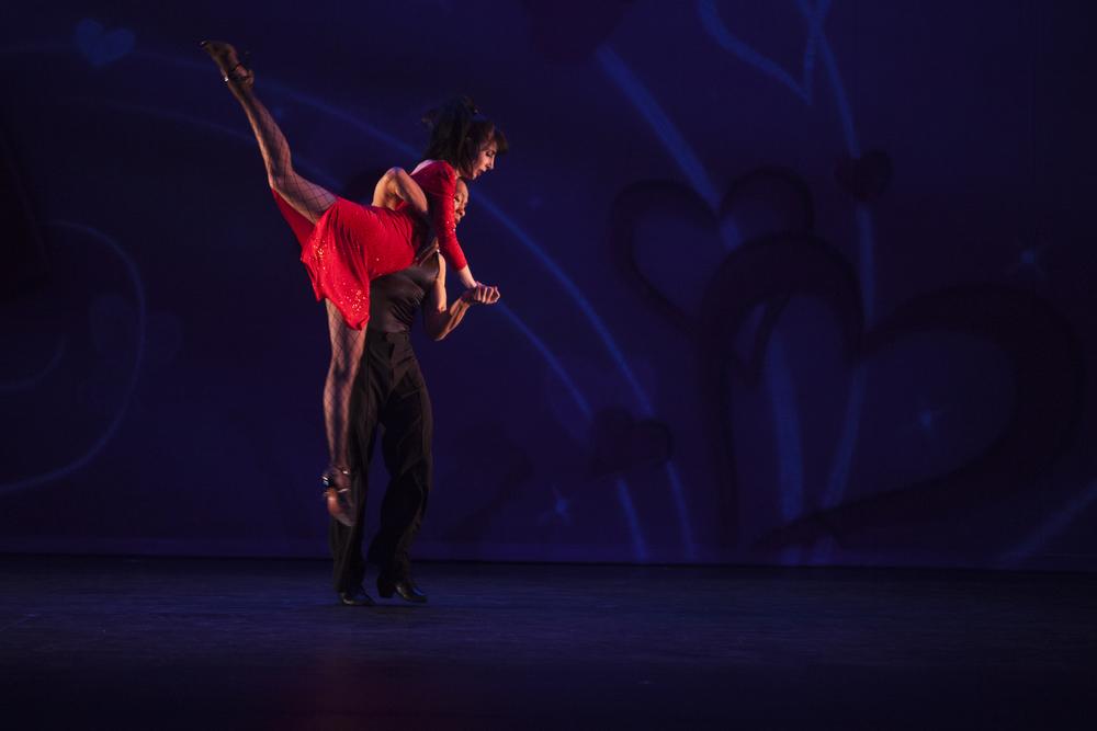 DANCE TIMES SQUARE
