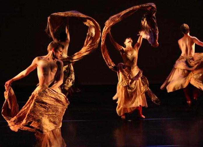 KUN-YANG LIN/DANCERS