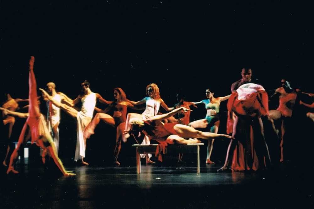 COMPLEXIONS ... A CONCEPT IN DANCE
