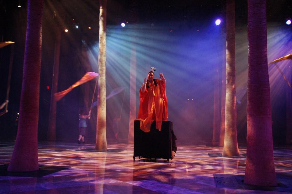 H.T. Chen & Dancers