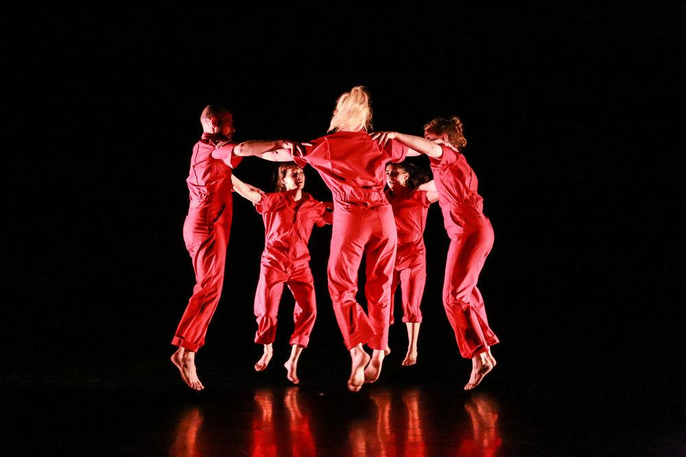 RUCKUS DANCE