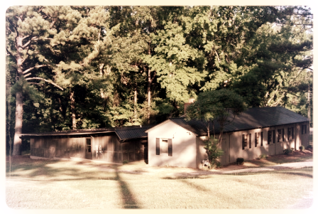 Lodge at Camp Lee where I received my call into the ministry.
