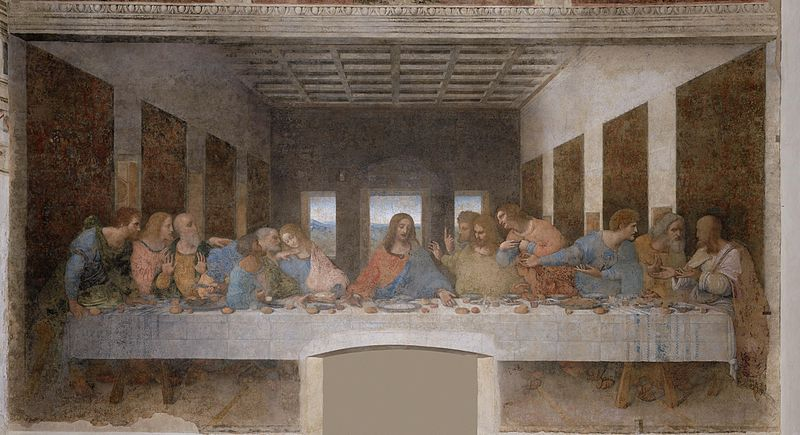 DaVinci: Last Supper