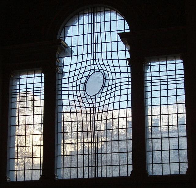 East window of St Martin's in the Fields