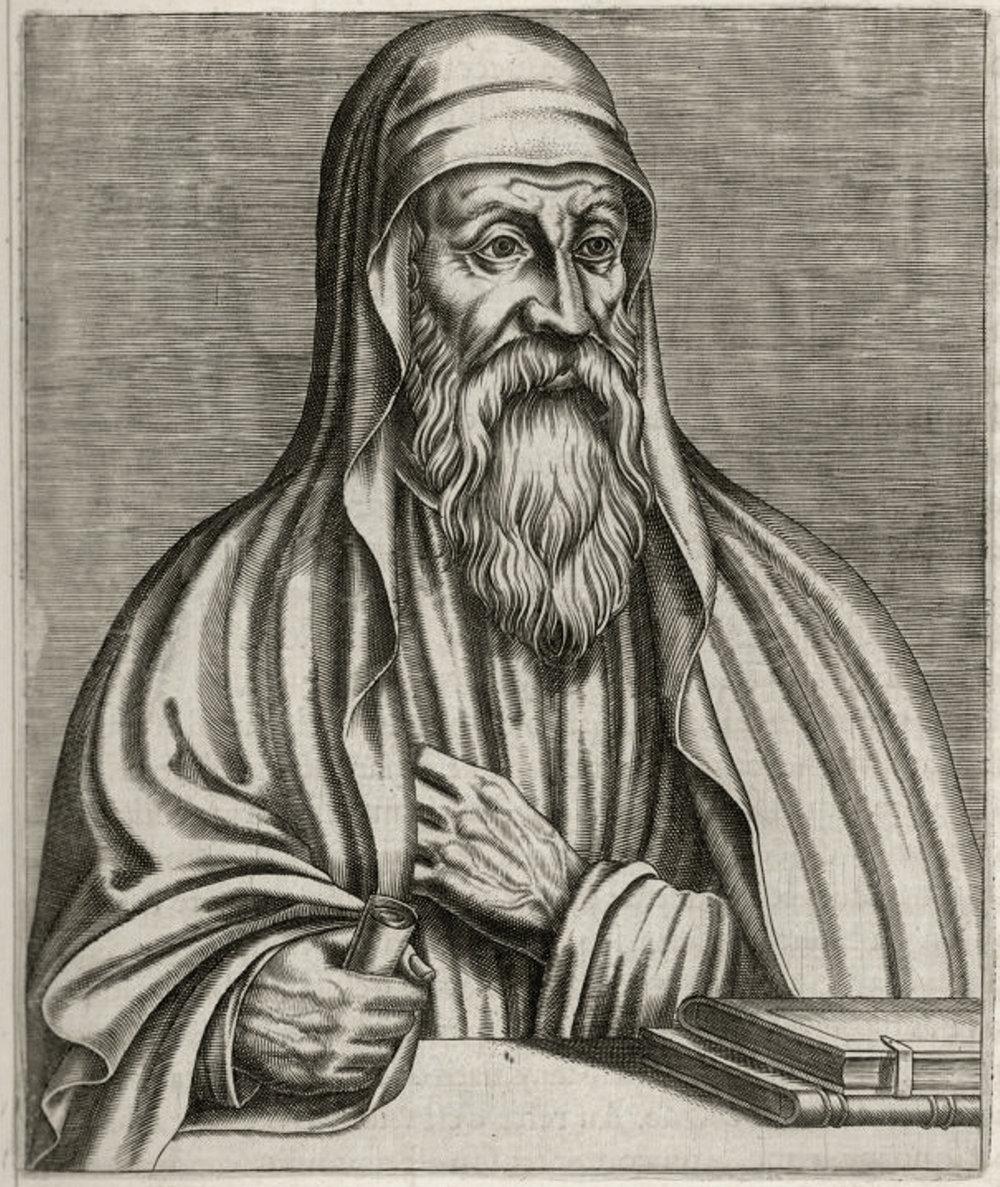 Origen (c. 184 – c. 253)