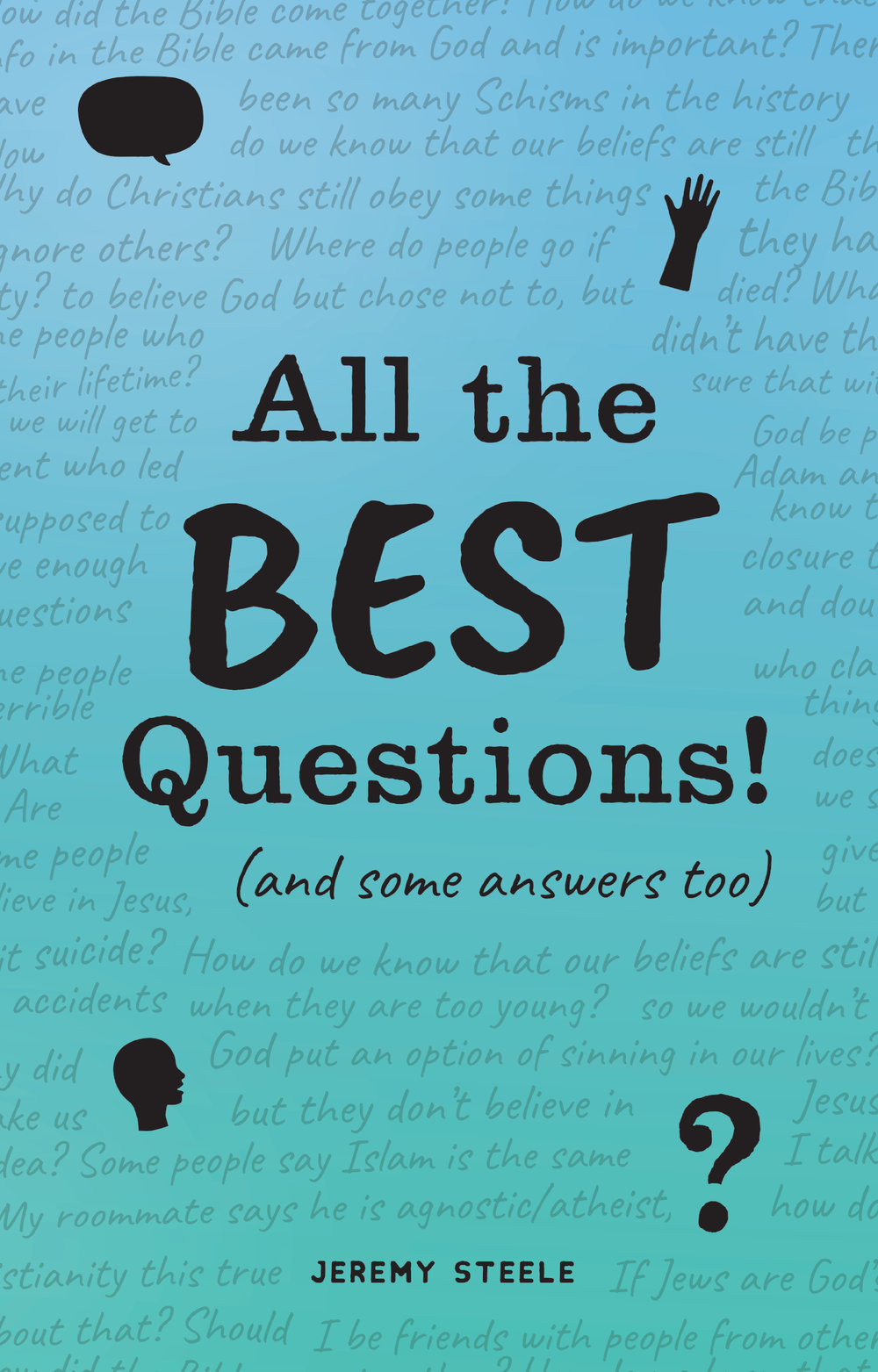 You are reading Chapter 24 from All the Best Questions. You can  buy a copy  wherever books are sold!