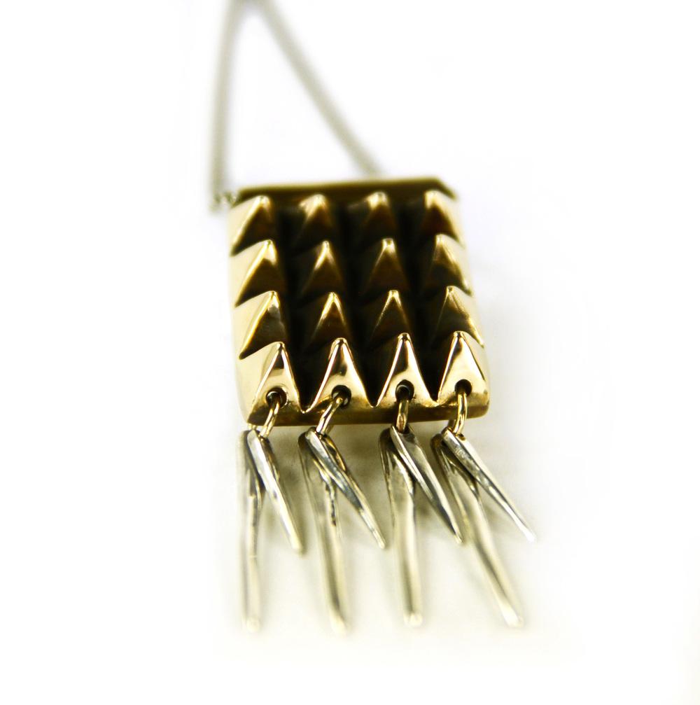 Horus Shield Necklace