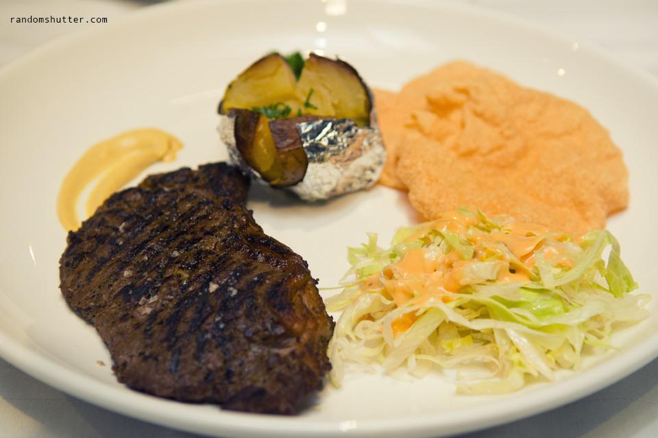 Charcoal BBQ Beef Sirloin