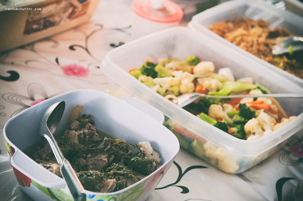 Yummy! Pansuh babi