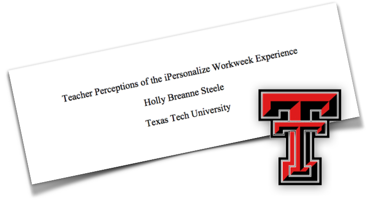 By day, I'm a Teacher on Special Assignment for STEM in the Fullerton School District.  By night, I'm a Ph.D. student studying science education at Texas Tech University.  Go Red Raiders!