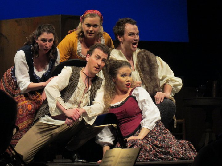 Dancairo in  Carmen , Arbor Opera Theater