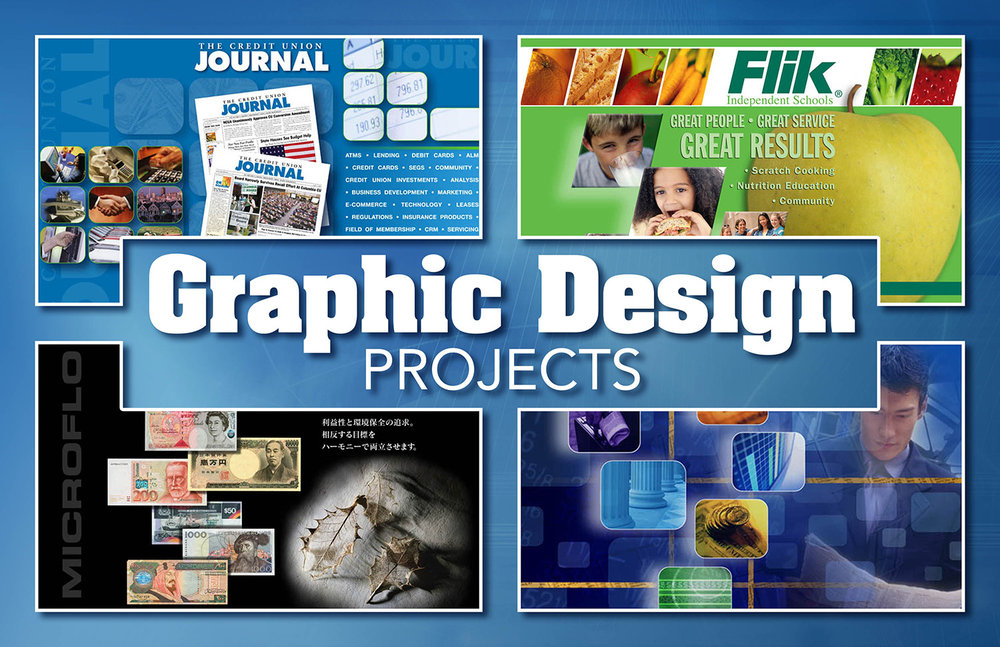Graphic Design Projects