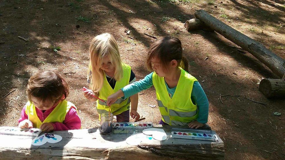 - Nature Preschool