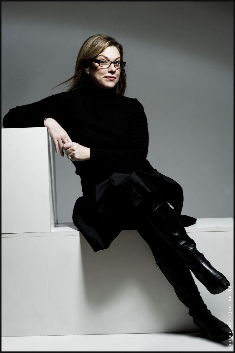 Debbie Millman.  Image found here.