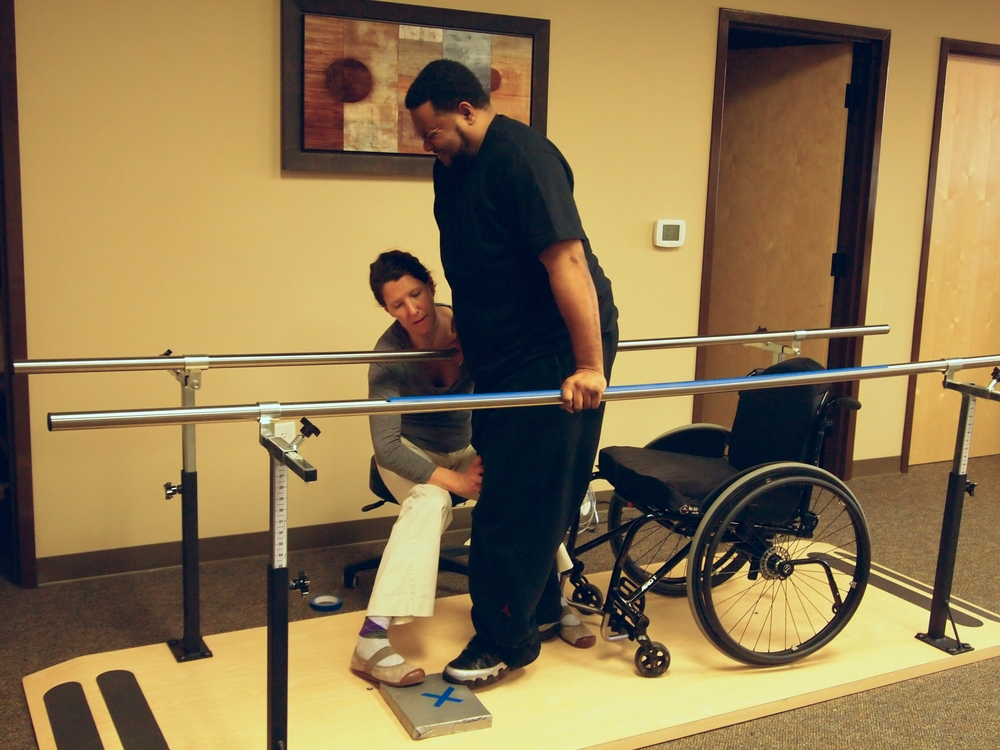 Spinal cord injury — steps for recovery