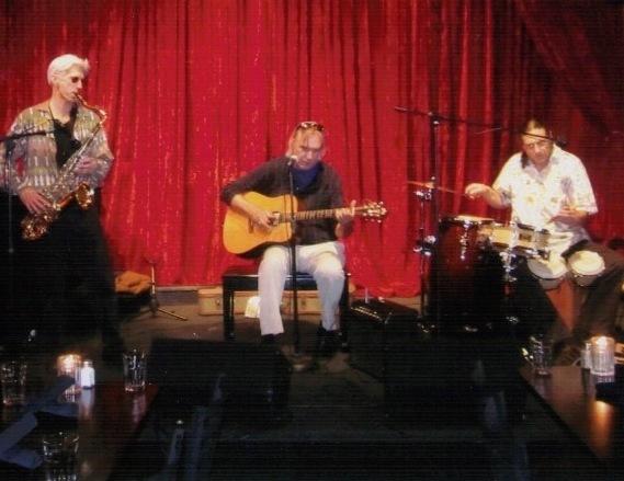 Lew Jones on Guitar