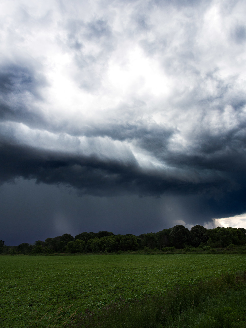 One of many storms I chased in 2013