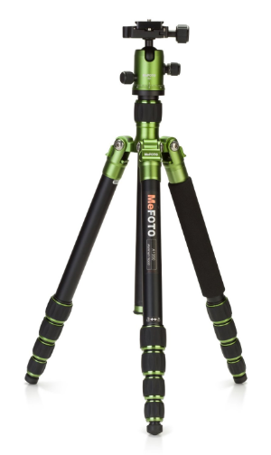 EVERYONE can use a good tripod! And the line of tripods from MeFoto rock! The range in price from $118 to about $190. They come in a wide assortment of colors...For those of us who like some bling! And they are sturdy! Don't skimp here...I spent the $189 for the MeFoto Roadtrip model...TWICE. I love them that much! Follow the link to purchase http://amzn.to/1PQJvSA