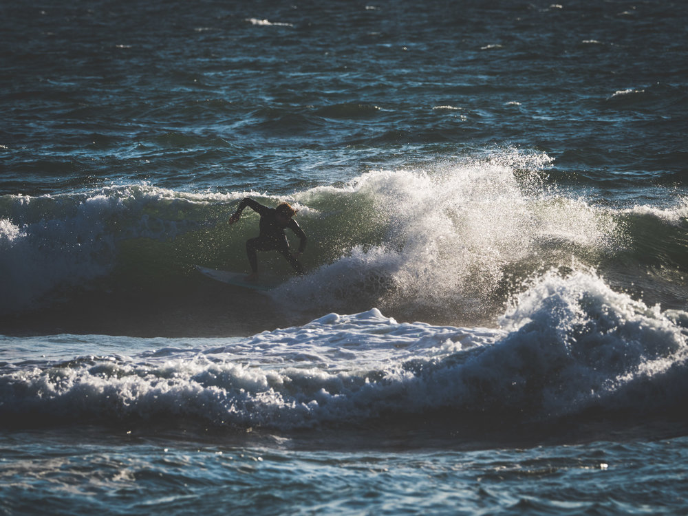 There is nothing as cool as watching someone with style on a board...Of any kind.